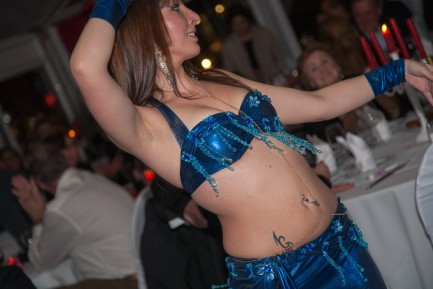 Bellydancing at Yamas, Almere 2012