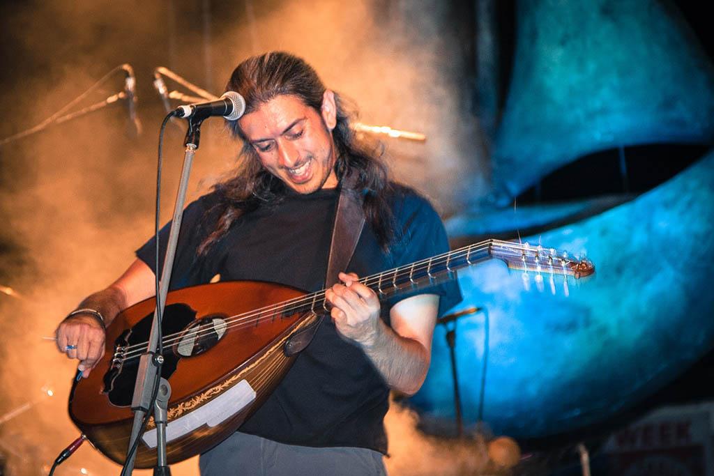 Giannis Xaroulis, Agia Galini, Crete 2012
