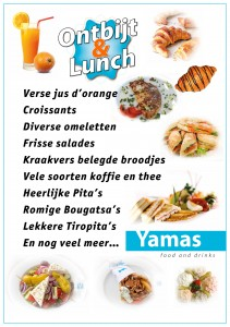 LUNCH &ONTBIJT