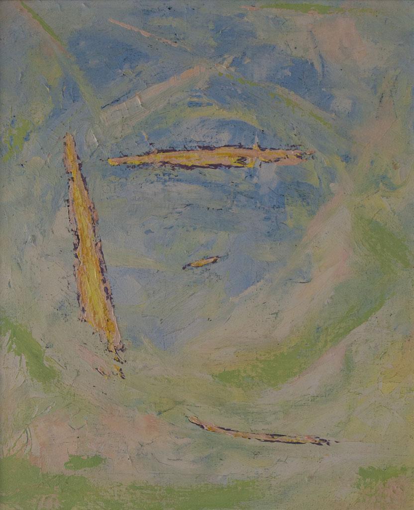 Oracle 1987, 40x50, oil on canvas