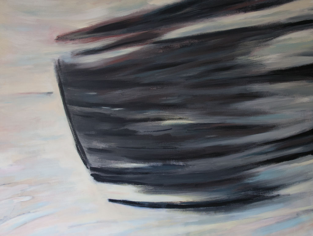 Hope 2008, 160×120, acrylic on canvas