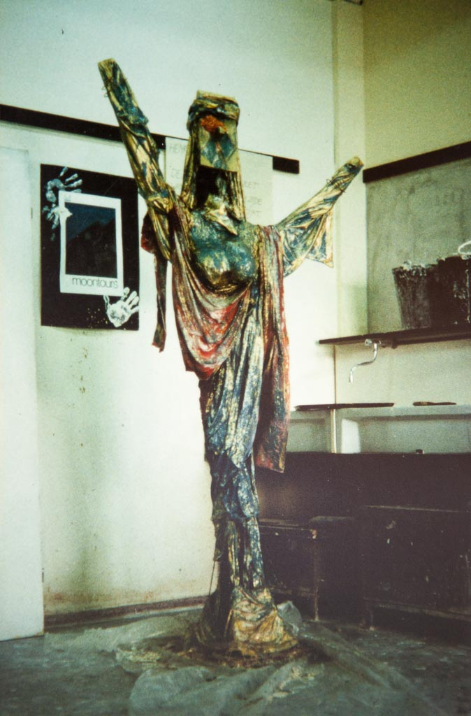 Snake Godess 1986