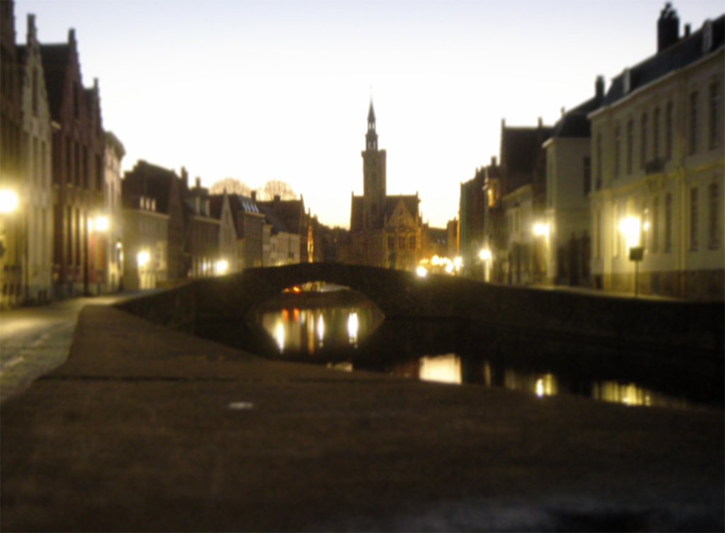 Canal Brugge