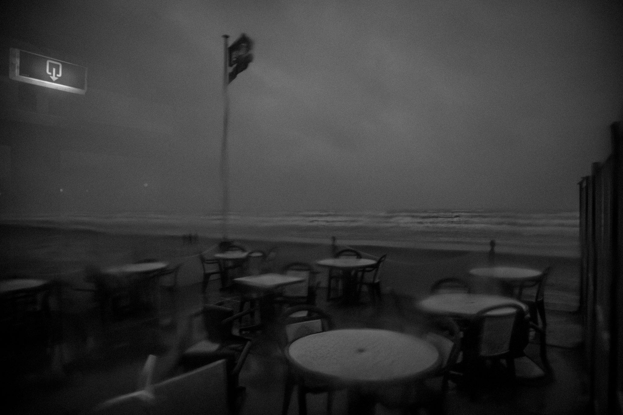 Storm Wijk aan Zee
