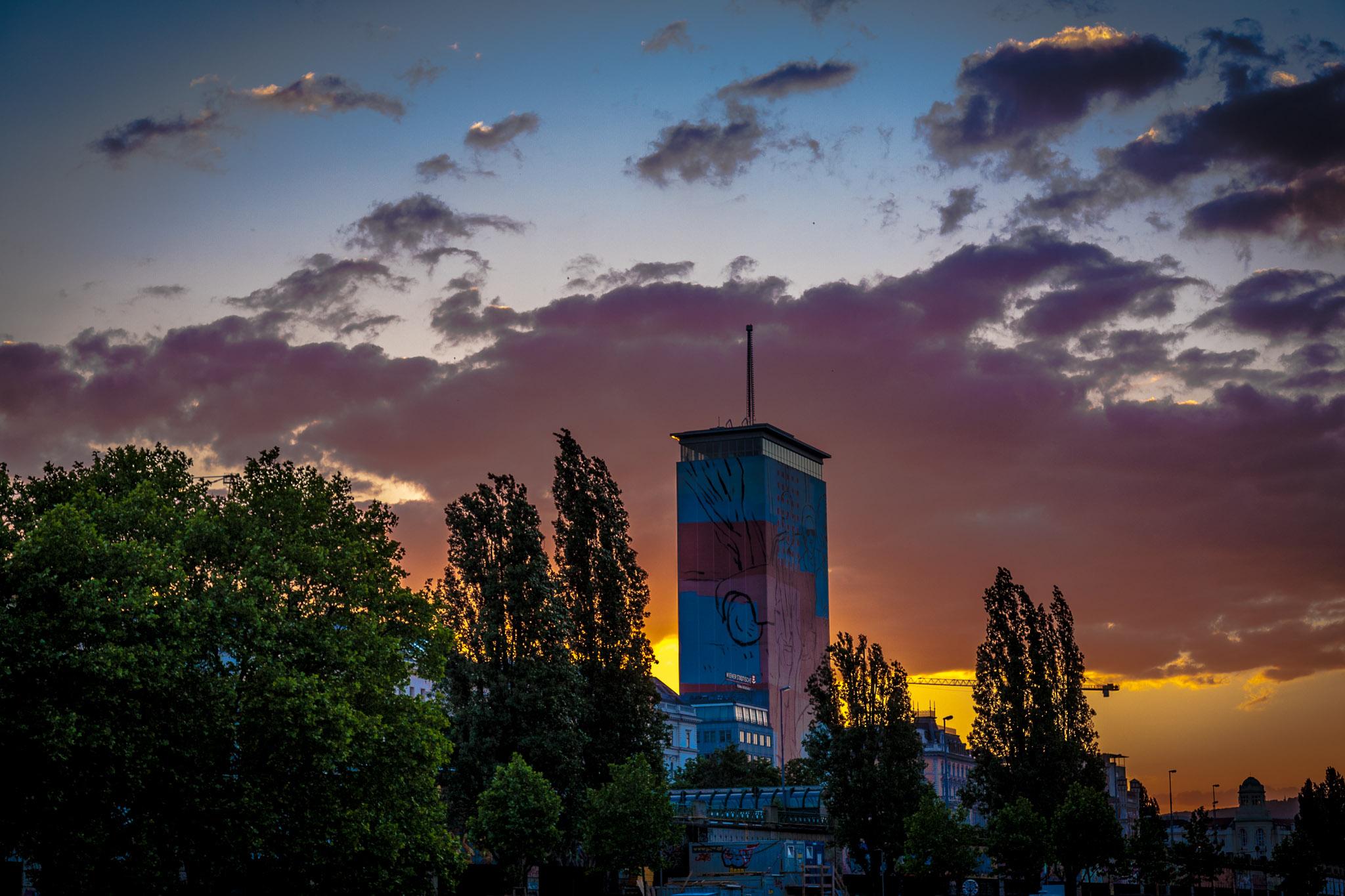 Tower Vienna